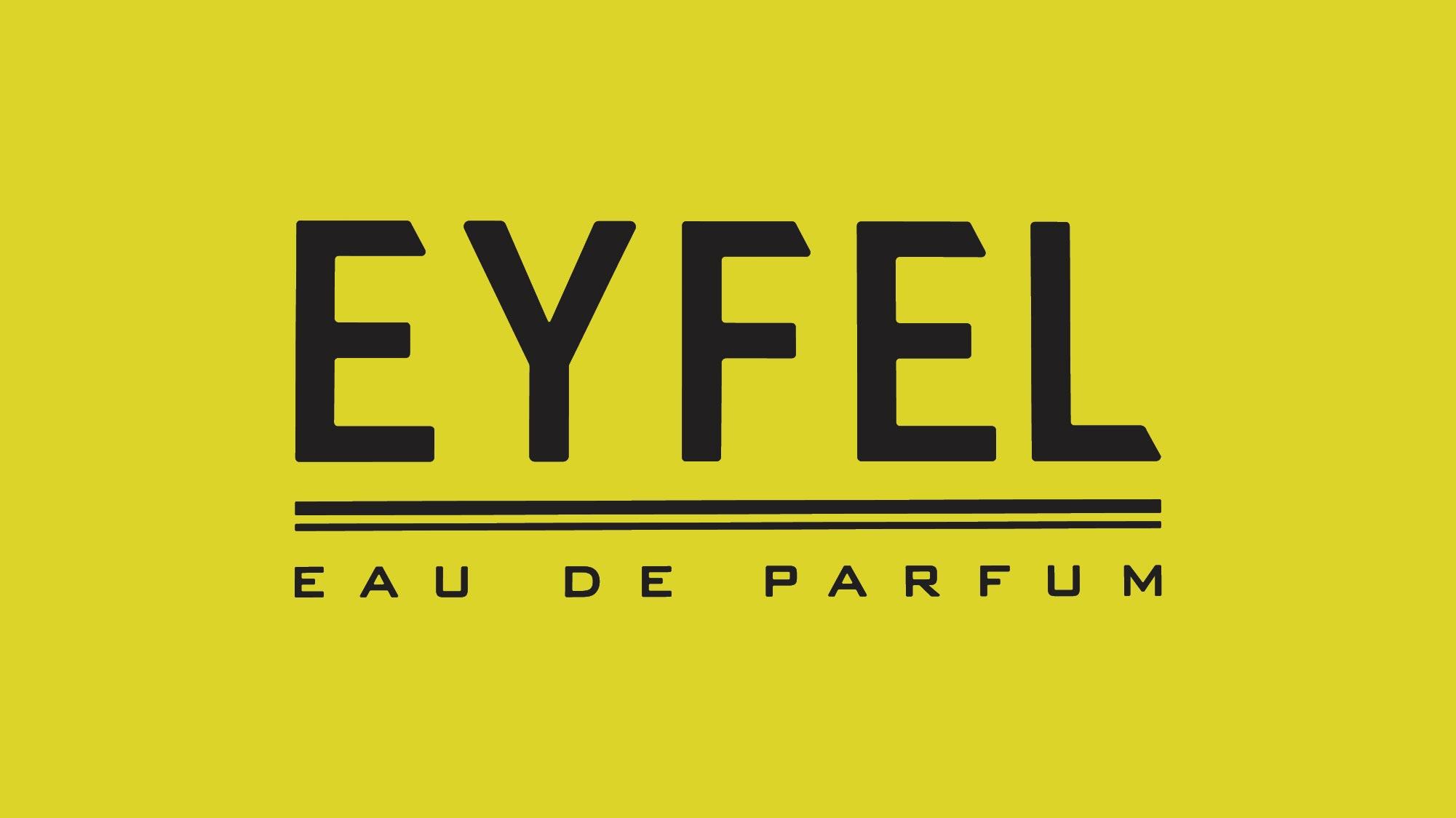 Клиенты рекламного агентства ARTVISION: Eyfel eau de parfum
